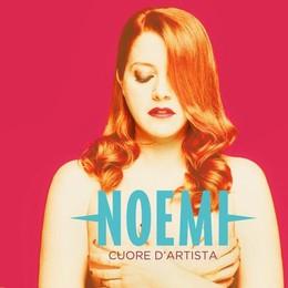 """Noemi si mette a nudo  nel cd """"Un cuore d'artista"""""""