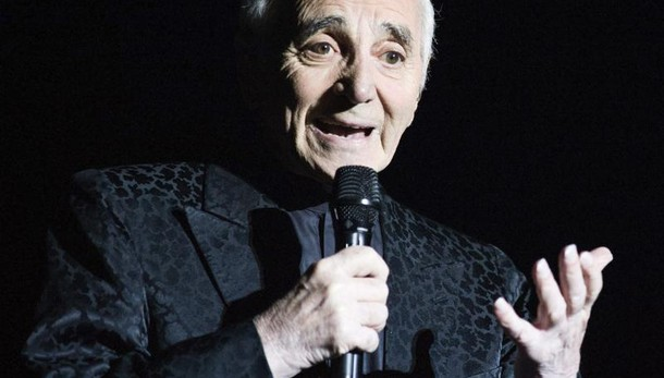 Aznavour, miei genitori salvarono ebrei