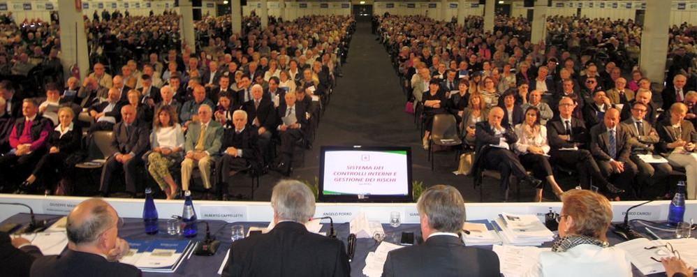 Cassa Rurale e Artigiana di Cantù  Più di 2.200 soci in assemblea a Lariofiere