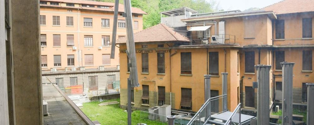 Il piano: uffici pubblici all'ex Sant'Anna