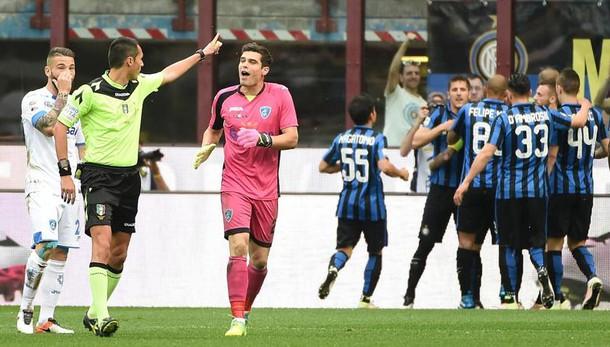 Serie A, Inter-Empoli 2-1