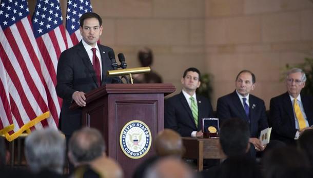 Usa2016: Rubio esclude ticket con Trump