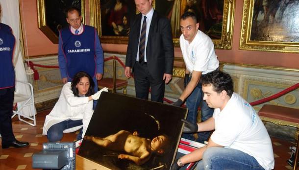 Amorino Caravaggio da Pitti a Lampedusa