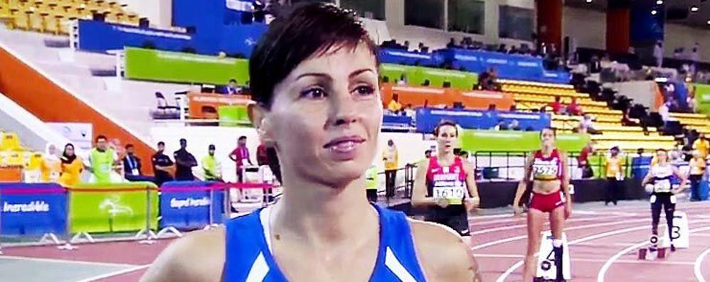 Golden Gala  a Roma in diretta tv  In pista la paralimpica Maspero