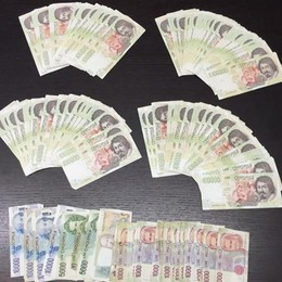 Il dono in lire ai padri Somaschi  Cambio in euro solo dopo 4 anni