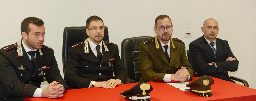 Vendevano droga ai rapinatori    Due arrestati a Como