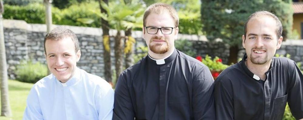 In Duomo l'ordinazione  dei tre nuovi sacerdoti