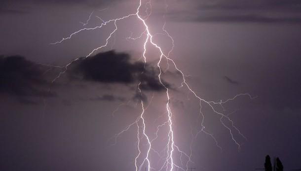 Maltempo: domani temporali al Centro-Sud