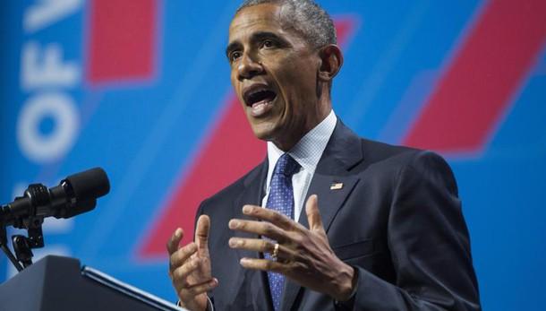 Obama, dobbiamo agire sulle armi