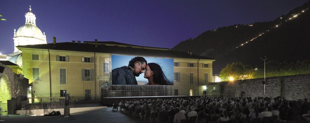 Lake Como Film Festival  Un inserto in omaggio