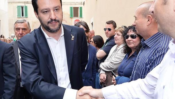 Salvini, Parisi farà capogruppo a Milano