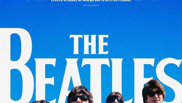 The Beatles, film Ron Howard dal 15/9