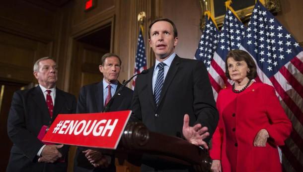Usa, Senato blocca strada misure su armi