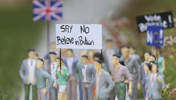 Brexit:, 7 punti vantaggio a Remain