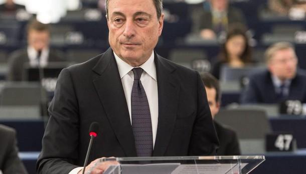 Draghi, pronti a tutte urgenze Brexit