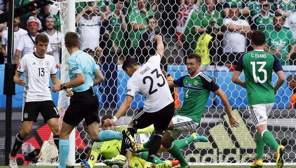 Euro 2016: Germania e Polonia agli 8/i