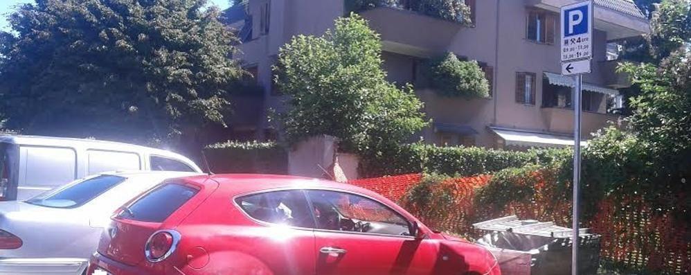 Mariano, zona disco: ecco i cartelli  Stop al parcheggio libero