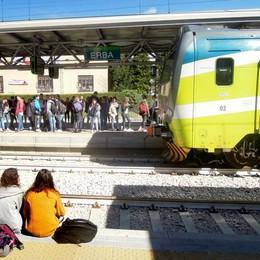 Expo non c'è più ma restano i tagli  Agosto, Milano-Asso con metà treni