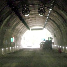 «Tunnel, apertura rinviata per pioggia»  Il tecnico spiega il ritardo a Pusiano