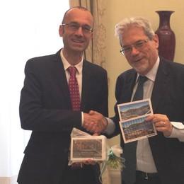 #CARTOLINE A ROMA  Il governo promette   «Paratie, si riparte»