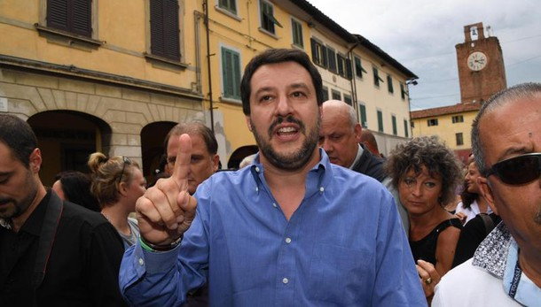 Brexit: Salvini, riprendiamoci moneta