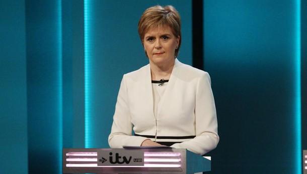 Scozia chiede subito negoziati con Ue
