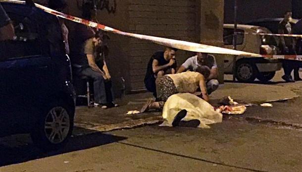 Lite tra famiglie, un morto e 4 feriti