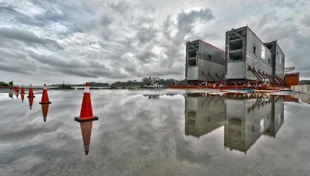 Panama: inaugurato canale 'italiano'