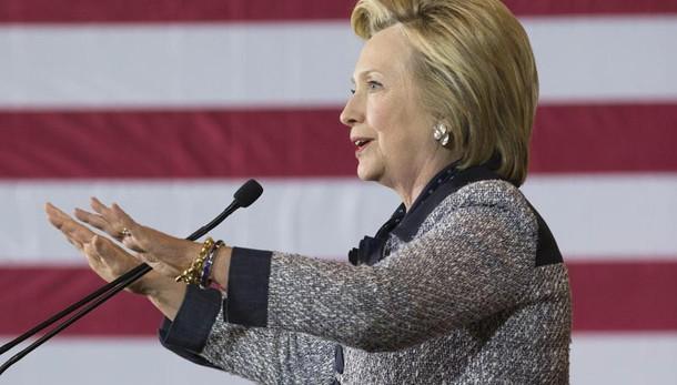 Usa 2016: buone notizie per Hillary