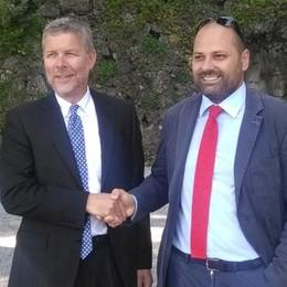 Tarpini lascia: si occuperà di frontalieri Licata nuovo segretario della Cgil