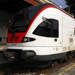 Viaggio da dimenticare sul Tilo  Bloccati sul treno per ore a Melide