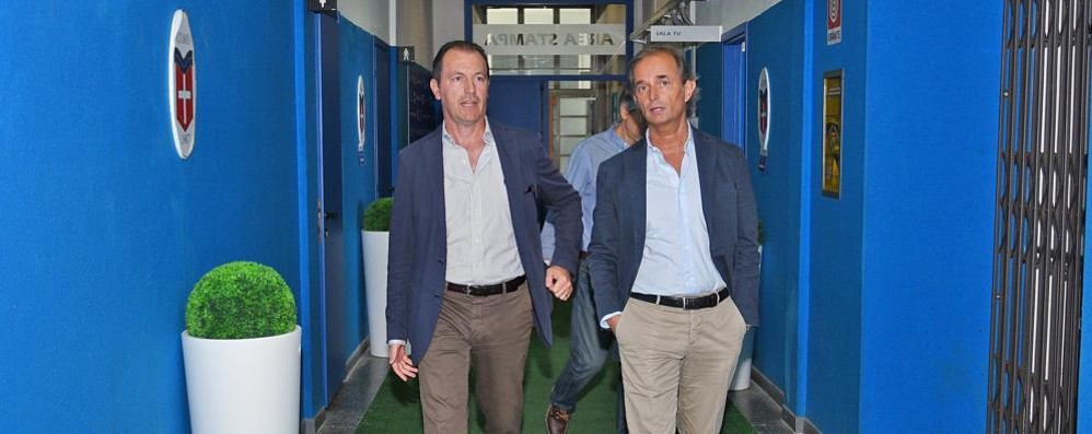 Calcio Como e incubo fallimento  Stasera Porro incontra stampa e tifosi
