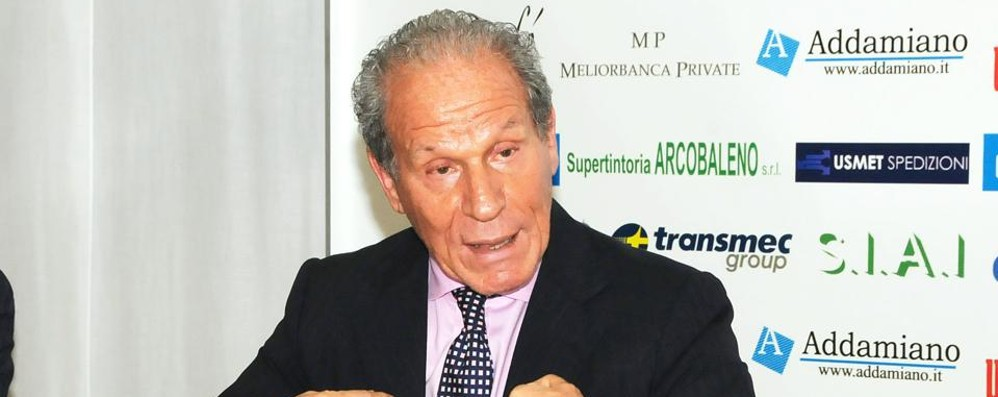 Calcio Como, l'ex presidente all'attacco  «Su Orsenigo manca ancora chiarezza»
