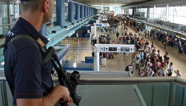 Rafforzata sicurezza a Roma e Milano