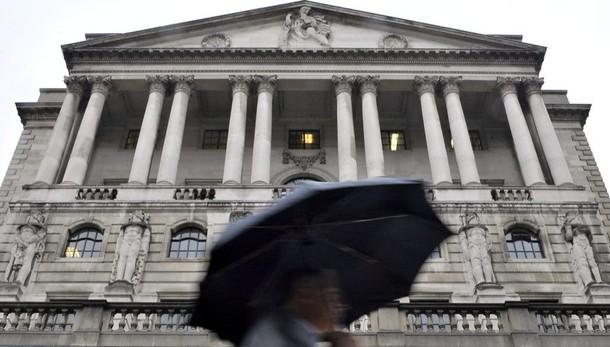 Bank of England prepara fondo emergenza