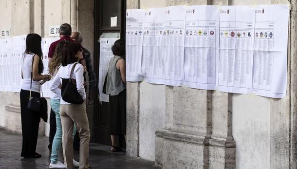 Comunali, alle 19 ha votato il 46,01%