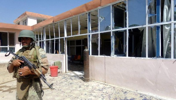 Procuratore ucciso in attacco talebani