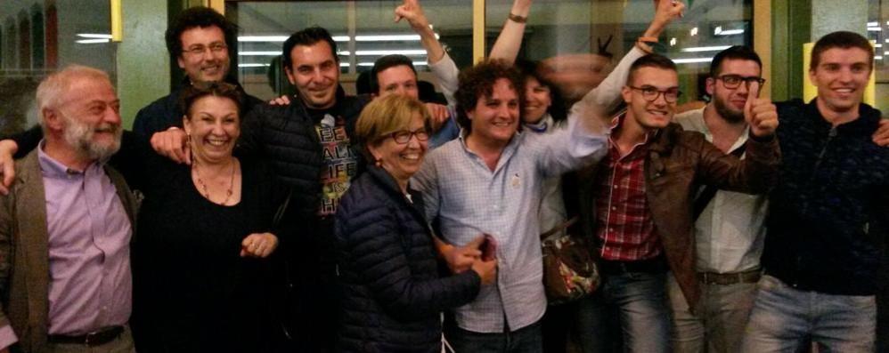 Elezioni a Olgiate Comasco  Simone Moretti il nuovo sindaco  Domani su La Provincia le preferenze