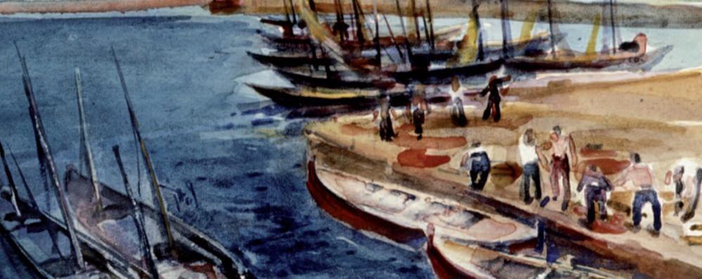 Paesaggi interiori  nei quadri di Betto Lotti