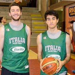 Effetto scudetto Under 20 Cantù, tre in Nazionale