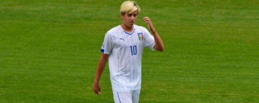 Sulle tracce di papà Fonseca junior all'Inter