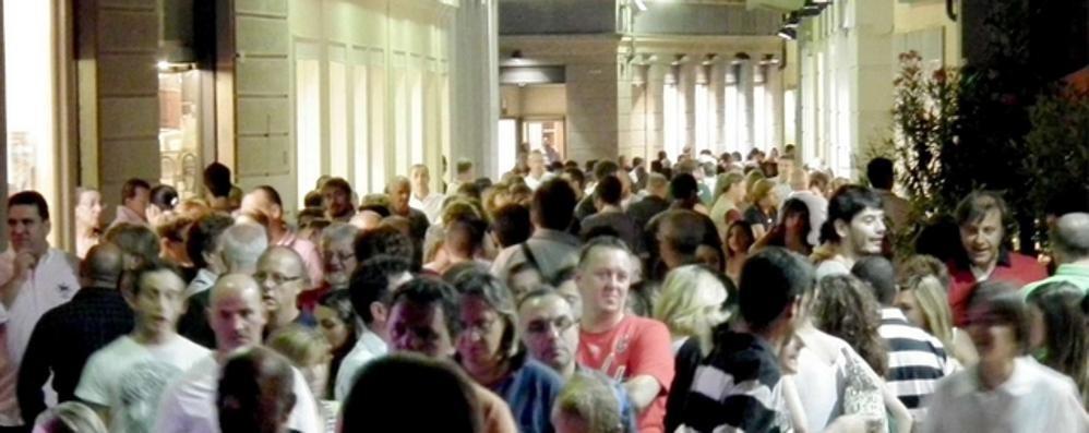 Confcommercio è sotto accusa  «Ignorati i negozianti canturini»