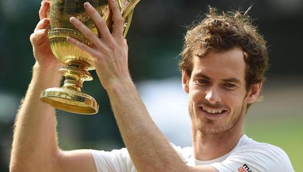 Wimbledon: trionfo bis per Murray