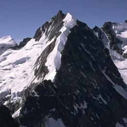 Gravi due alpinisti italiani  precipitati in Svizzera