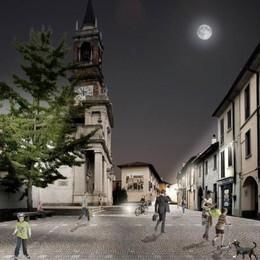 Piazza tutta nuova a Mariano  Basta rattoppi a Santo Stefano