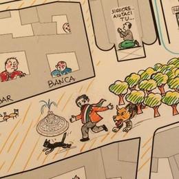 Appiano, il vecchio municipio non piace  «Da abbattere per farne un posteggio»
