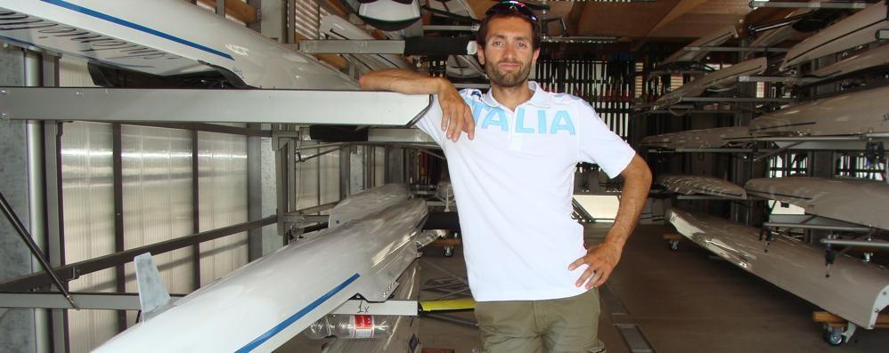 Ruta, di tutto per l'Olimpiade «Ho anche cambiato barca»