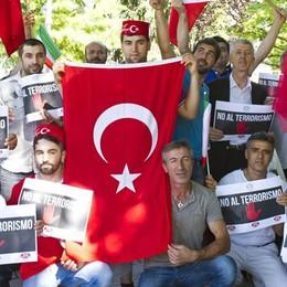 «Notte di angoscia»  I turchi di Como e il golpe