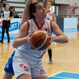 Basket donne: magic moment Novati e Del Pero all'Europeo