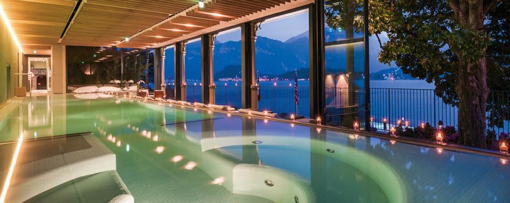 Un centro benessere da favola   Premi al Grand hotel Tremezzo
